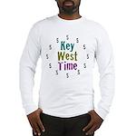 Key West Time Long Sleeve T-Shirt