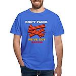 Don't Panic. We've Got Bacon Dark T-Shirt