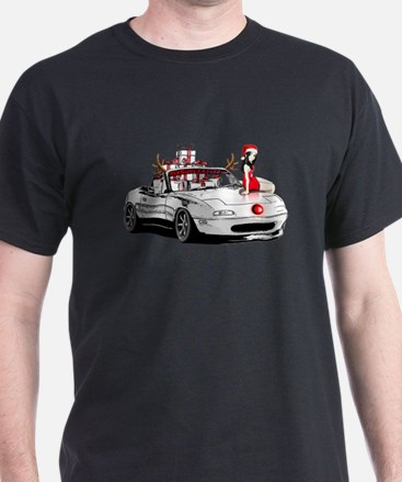 Christmas Miata T-Shirt
