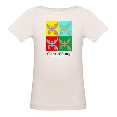 Colorful CienciaPR Tee