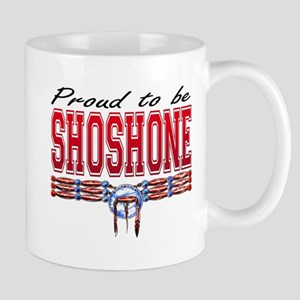 Proud to be Shoshone Mug