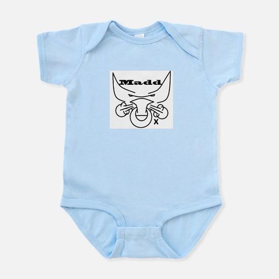 Madd Ox Logo Infant Bodysuit