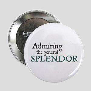 Jane Austen Splendor Button