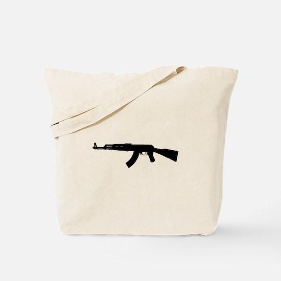 Cute Ak47 Tote Bag