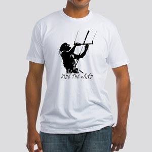 Kite Surf Fitted T-Shirt