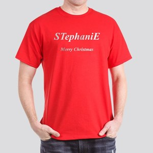 STephaniE Dark T-Shirt