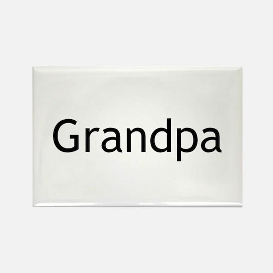 Grandpa Rectangle Magnet