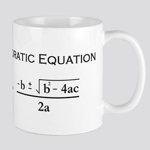 Quadratic Equation Mugs