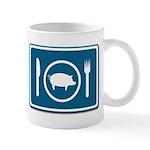 Raging Carnivore Coffee Mug
