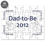 Dad-to-Be 2012 Puzzle