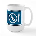 Vegetarian Large Mug