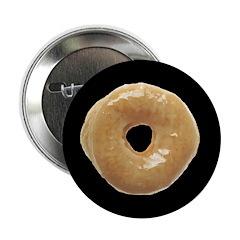 Donut raised glazed 2.25
