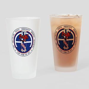 2nd / 508th PIR Drinking Glass