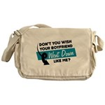 Don't You Wish Messenger Bag