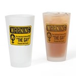 """""""The Gay"""" Drinking Glass"""