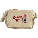 Dykesville Tavern Messenger Bag