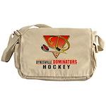 Dykesville Hockey Messenger Bag