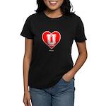 Love U Women's Dark T-Shirt