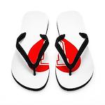 Love U Flip Flops