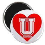 Love U Magnet