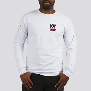 Bold HRD K9 Long Sleeve T-Shirt