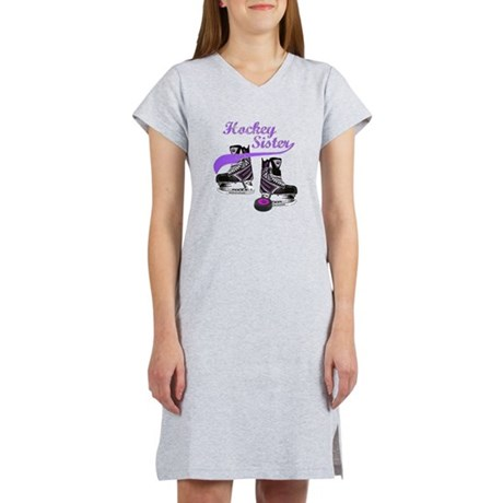 Hockey Sister Women's Nightshirt