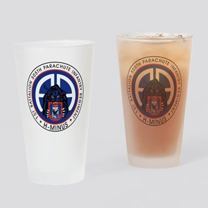 1st / 505th PIR Drinking Glass
