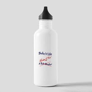 Shake it Like Michael J. Fox Stainless Water Bottl