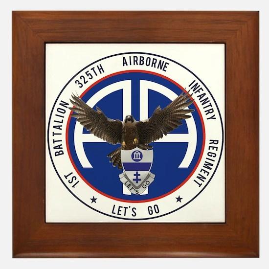 1st / 325th AIR Framed Tile