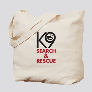K9 Bold General S&R Tote Bag