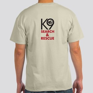 K9 Bold General S&R Light T-Shirt