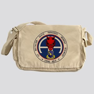 1st / 504th PIR Messenger Bag