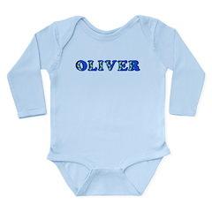 Oliver Long Sleeve Infant Bodysuit