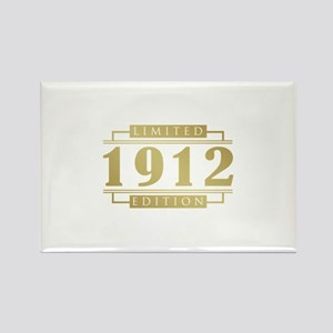 1912 Limited Edition Rectangle Magnet