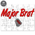 USAF Major Brat Puzzle