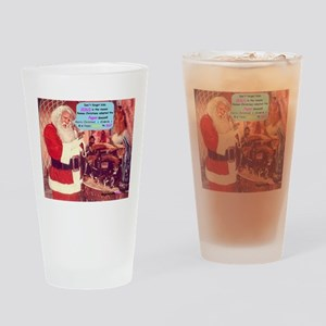 """""""REASON for the Season!!!"""" Drinking Glass"""