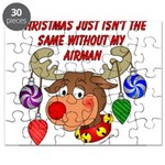 Christmas without my Airman Puzzle