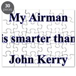 My Airman is smarter than Joh Puzzle