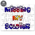 Missing My Soldier Puzzle