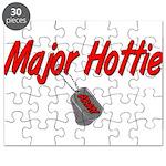 Army Major Hottie Puzzle