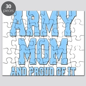 Army Mom and Proud of it Puzzle