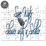 Shower with a Soldier Puzzle