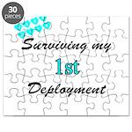 USCG Wife Surviving 1st Deplo Puzzle