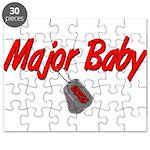 USCG Major Baby Puzzle