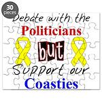 Debate Politicians Support ou Puzzle