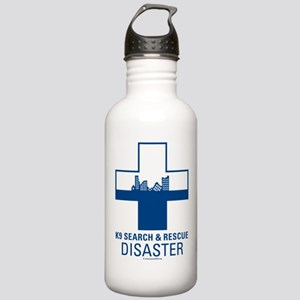 Disaster Crosses Stainless Water Bottle 1.0L