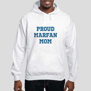Proud Mom Hooded Sweatshirt