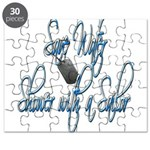 Shower with a Sailor Puzzle