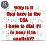 Press 1 to hear it in english Puzzle