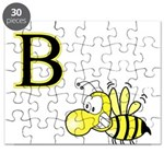 B is for Bee Puzzle